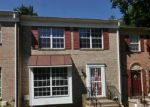 Foreclosed Home in Springfield 22152 9122 SWEET SPICE CT - Property ID: 3275170