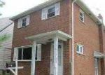 Foreclosed Home in Pontiac 48340 18 E YALE AVE - Property ID: 3320350