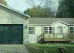 Foreclosed Home in Sanford 48657 5268 N FOX RD - Property ID: 3425250