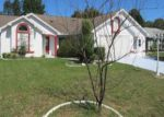 Foreclosed Home in Spring Hill 34609 11210 MURRAYSVILLE DR - Property ID: 3461992