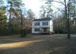 Foreclosed Home in Currie 28435 116 WIDOW MOORE DR - Property ID: 3490225