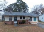 Foreclosed Home in Selma 27576 506 W WALNUT ST - Property ID: 3521243