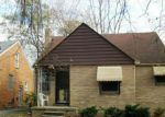 Foreclosed Home in Detroit 48219 18232 GRANDVILLE AVE - Property ID: 3882331