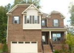 Foreclosed Home in Clayton 27527 48 CHATSWORTH LN - Property ID: 4027492