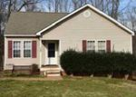 Foreclosed Home in Clayton 27527 137 BUCKHORN LN - Property ID: 6273526
